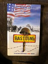 BASTOGNE 50th Anniversary Edition By Guy Arend, Original Alternate Cover 1987 HC
