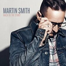 Martin Smith Back To The Start CD Album 2015 NEW