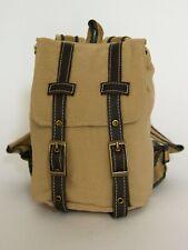 Backpack beige-brown for BJD 1/3 SD, rucksack, knapsack, sack