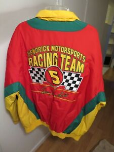 80's Vintage NASCAR Nutmeg Racing Hendrick Motorsport #5 Terry Labonte  jacket M