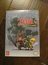 The Legend of Zelda Spirit Tracks - PREMIERE EDITION Game Guide Gaming In Wrap