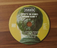 CD Oasis what's the strory-Morning Glory?