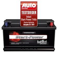 Intact Start-Power 57412 74Ah 12V 680A Starterbatterie Autobatterie