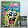 2 Sponge Bob Square Pants Gift Set Coloring  & Activity Book & Metallic Crayons