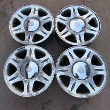Set 4 cerchi in lega 15x6,5J ET31 5X108 Lancia Thesis 2002-2009 (28312 82-2-D-1)