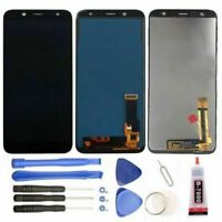 Pantalla para Samsung Galaxy J6 2018 J600 J610 Plus LCD Écran Touch Screen Negra