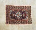 Antique Azerbaijani Handwoven Little Rug