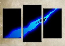 Reproduction Blue Abstract Art Prints