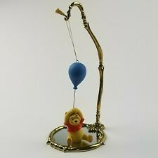 DISNEY WDCC WINNIE THE POOH UP TO THE HONEY TREE ORNAMENT NEW IN BOX