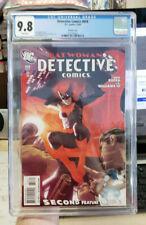 DETECTIVE COMICS #858 - CGC Grade 9.8 - 1 in 10 Adam Hughes variant cover!