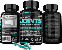 Best Joint Supplement for Joint Health Flexibility Pain Strength & Lubrication