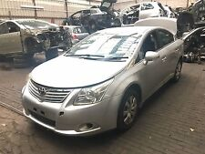 TOYOTA AVENSIS 2.0D4D SALOON 09-10-11-12-13-14 WHEEL NUT (BREAKING/PARTS/SPARES)