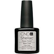 CND Shellac Nail Polish Base Coat 12.5 ml