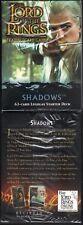 LOTR TCG Legolas Starter Deck Box Shadows Sealed Lord of the Rings Starter Box