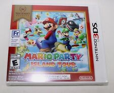Mario Party: Island Tour (Nintendo 3DS, 2013) FRENCH Nintendo Selects Sealed