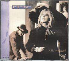 In tua nua CD-Single all I Wanted (c) 1988