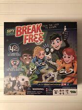 Spy Code Break Free Game by Yulu