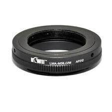JJC Lens Mount Adapter Leica Thread Mount M39 for Canon EOS M EFM LMA-M39_CM