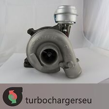 Turbolader RENAULT Mascott IVECO Daily III 2.8L 140 146PS 751758 707114