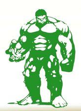 Hulk - The Incredible Hulk Wall Decal Teen Childs Bedroom Marvel Avengers Green