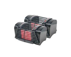 PowerBlock 50 Adjustable Dumbbell Set (pair)