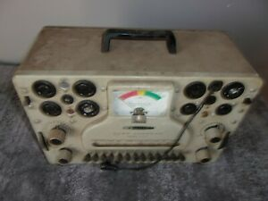 VINTAGE HEATHKIT IT-17 TUBE CHECKER