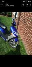 X-treme E-Bike (Moped) Blue