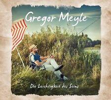 GREGOR MEYLE - DIE LEICHTIGKEIT DES SEINS   CD NEUF