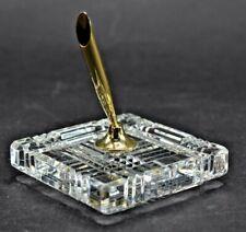 Waterford Desk Pen Holder