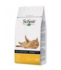 SCHESIR CAT Adulti Pollo Kg.1,5 Gatti Croccantini Secco più di un anno Completo