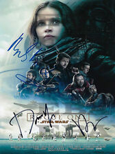 Rogue One STAR WARS Autographed Signed 8x10 Photo Reprint