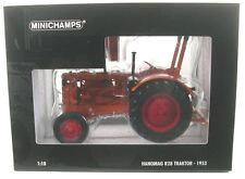 Hanomag R28 Farm Tractor (orange) 1953