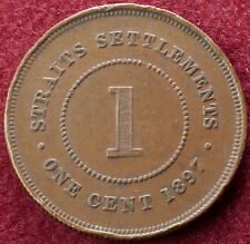 Insediamenti dello Stretto 1 CENTESIMI 1897 (C0801)