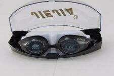 Black JIEJIA Adjustable Anti fog UV Waterproof Swimming Goggles Glasses