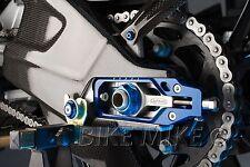 TENSOR DE CADENA CHAIN Ajustador Azul/Azul LIGHTECH HONDA CBR1000 2006-2007