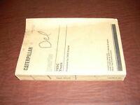 CAT CATERPILLAR 769 769C ARTICULATED TRUCK PARTS BOOK S/N 1X2877-UP BGB1-UP