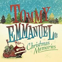 TOMMY EMMANUEL - CHRISTMAS MEMORIES   CD NEW!