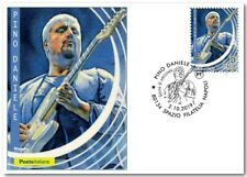 Italy 2019: Pino Daniele-Postcard Official Poste Italiane