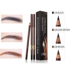 Eyebrow Black Brown Eyebrow Waterproof Pen Pencil Women Makeup Cosmetic