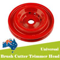 AU Lawn Brush Cutter Trimmer Alloy Head High Top Quad Line Easy Feed Speed Cut