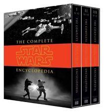 Complete Star Wars Encyclopedia by Stephen J. Sansweet (Hardback, 2008)