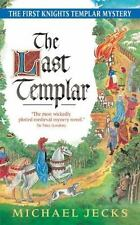 The Last Templar Michael Jecks Knights Templar Medieval Mystery Book 1 Paperback
