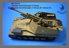 1/35th MR Models German Wespe detail set