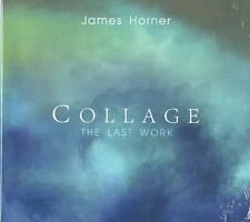 HORNER JAMES - COLLAGE THE LAST WORK -  CD NUOVO SIGILLATO