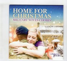 (IH136) Military Wives Choirs, Home For Christmas - new not sealed DJ CD