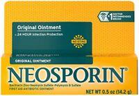 Neosporin Antibiotic Original Ointment 0.50 oz (Pack of 2)