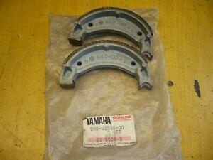 machoire tambour de frein  yamaha 5h0-w2536-00 yfs yfm 200 yfa1 yfm 100 champ