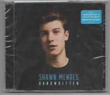 Shawn Mendes Handwritten 2015 CD Stitches
