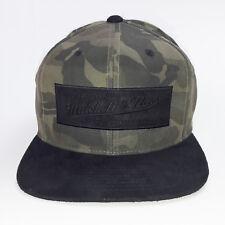 Mitchell & Ness Basecap Snapback Brand Logo camo black NEU!