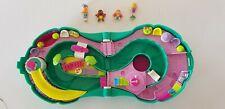 Vintage Polly Pocket BlueBird 1995 Splash N Slide Water Park *COMPLETE*